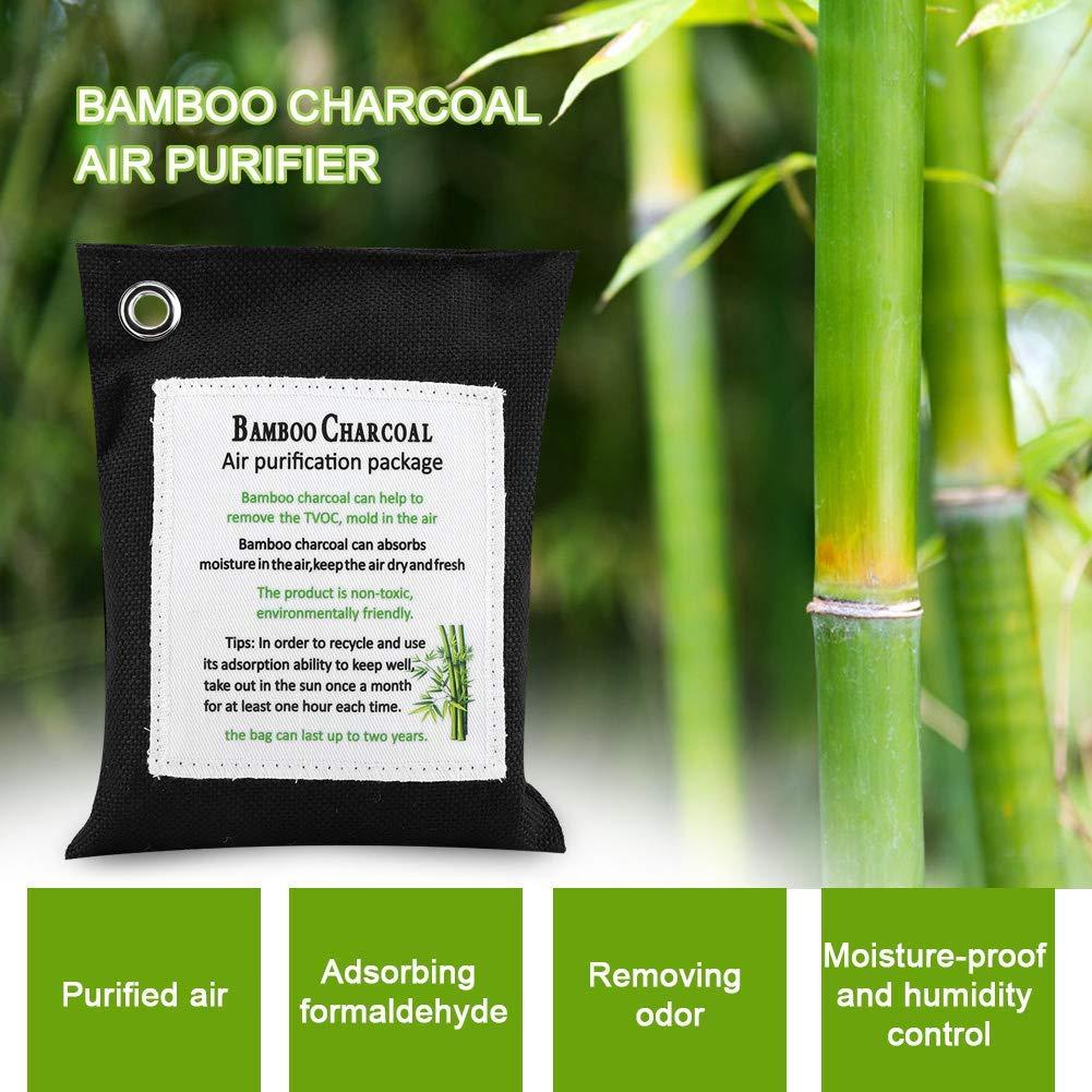 purificador de aire natural a base de carbón activado
