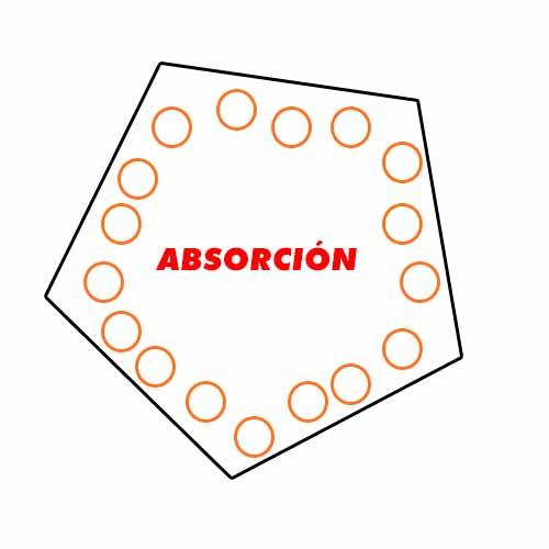 diferencias entre absorcióny adsorción