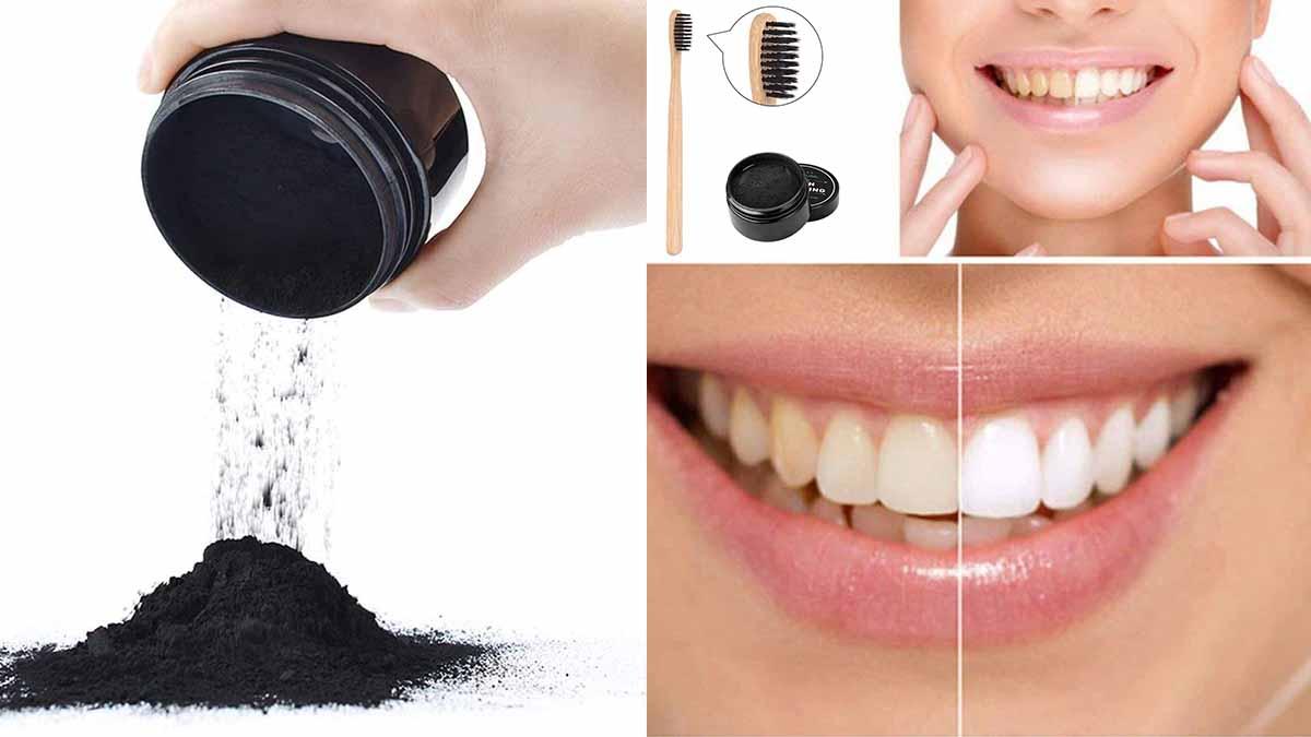 pasta dental con carbon activado