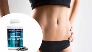 carbon activado para bajar de peso