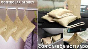 controlar olores con carbon activado